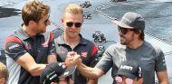 Magnussen, el mejor compañero para Grosjean desde Alonso - SoyMotor.com