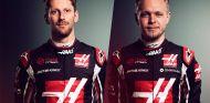 Romain Grosjean y Kevin Magnussen - SoyMotor