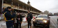 Romain Grosjean en el Hipódromo de Moscú - LaF1