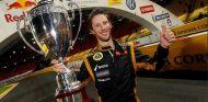 Grosjean ganó la Carrera de Campeones de 2012 en Bangkok - LaF1
