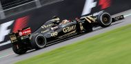 Romain Grosjean en el pasado GP de México - LaF1