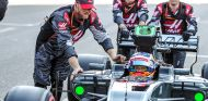 "Grosjean ve ""inaceptable"" que sigan con problemas de frenos - SoyMotor.com"