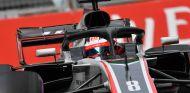 Romain Grosjean en Bakú - SoyMotor.com