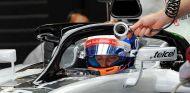 Romain Grosjean en Interlagos - SoyMotor.com
