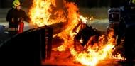 La FIA concluye la investigación del accidente de Grosjean: 67G a 241 kilómetros hora - SoyMotor.com