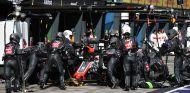 Parada de Romain Grosjean en Australia – SoyMotor.com