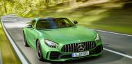 Mercedes-AMG GT R: la bestia que ayudó a domar Lewis Hamilton - SoyMotor.com