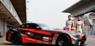 Ibáñez y Lloveras, a por el europeo de GT4 con NM Racing Team - SoyMotor.com
