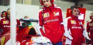 Esteban Gutiérrez está muy bien considerado por su compañero de equipo, Romain Grosjean - LaF1