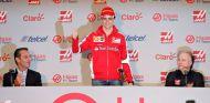 Gutiérrez ya lleva trabajando con Haas unas semanas - LaF1