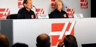Steiner y Gene Haas - LaF1.es