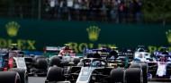 Romain Grosjean en el GP de Hungría F1 2019 - SoyMotor