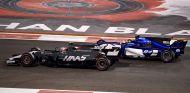 Kevin Magnussen y Pascal Wehrlein en Yas Marina - SoyMotor.com