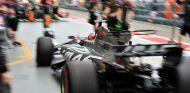 Grosjean en Singapur - SoyMotor.com