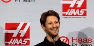 Grosjean está muy ilusionado con el nuevo desafío que tiene ante sí con el equipo Haas - LaF1