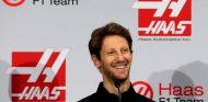 Romain Grosjean está satisfecho con las impresiones virtuales del coche con el que Haas F1 Team debutará en F1 - LaF1