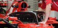 Halo del Ferrari SF71H - SoyMotor