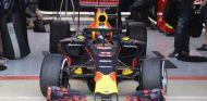 Red Bull fue el último equipo en probar el halo; lo hizo en los test de Silverstone - LaF1
