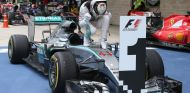Hamilton ha sido el 'número 1' indiscutible de la temporada 2015 - LaF1