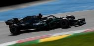 Allison, preocupado por el ritmo del Mercedes con calor - SoyMotor.com