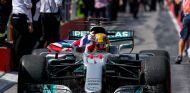 Lewis Hamilton en Montreal - SoyMotor.com