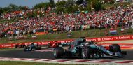 Lewis Hamilton en Hungaroring - SoyMotor.com