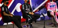 GP del 70º Aniversario F1 2020: rueda de prensa del sábado - SoyMotor.com