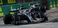 Mercedes en el GP de Singapur F1 2019: Domingo - SoyMotor.com