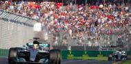 Mercedes aún no ha usado órdenes de equipo - SoyMotor