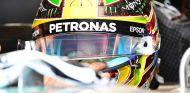 Lewis Hamilton en Brasil - SoyMotor.com