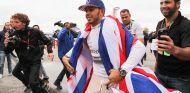 Lewis Hamilton tras su victoria en Estados Unidos - LaF1
