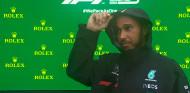 """Hamilton: """"Fue una farsa, espero que devuelvan el dinero a los fans"""" - SoyMotor.com"""