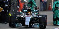 Lewis Hamilton en una imagen de archivo - SoyMotor