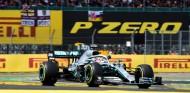 Pirelli, orgulloso de la vuelta rápida de Hamilton con el duro en Silverstone - SoyMotor.com