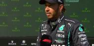 """Hamilton, Pole en Hungría: """"Nunca me he sentido tan bien con tantos abucheos"""""""