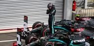Lewis Hamilton en Bélgica - SoyMotor.com