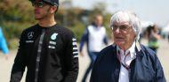 """Ecclestone: """"Espero que Hamilton no se retire a final de año"""" - SoyMotor"""
