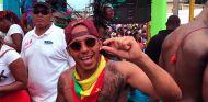 Lewis Hamilton ha viajado este verano a Barbados - LaF1