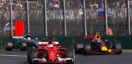 Vettel, Verstappen y Hamilton en Australia - SoyMotor