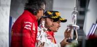 Villeneuve anima a Hamilton a superar a Schumacher, pero con Ferrari - SoyMotor.com