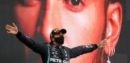 Hamilton gana en Portugal y supera a Schumacher; Sainz sexto - SoyMotor.com