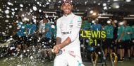 Lewis Hamilton en Marina Bay - SoyMotor.com