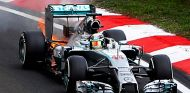Lewis Hamilton, en llamas en el Hungaroring - LaF1