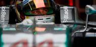 Lewis Hamilton en los test de Jerez - LaF1