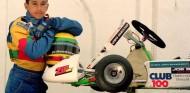 Hamilton de pequeño - SoyMotor