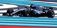 Lewis Hamilton en Paul Ricard - SoyMotor.com