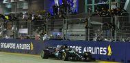 Lewis Hamilton en Singapur - SoyMotor.com