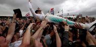 Mercedes en el GP de Gran Bretaña F1 2017: Domingo - SoyMotor.com
