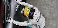 Hamilton tras el GP de Brasil - SoyMotor