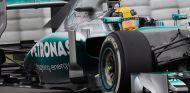 Lewis Hamilton en el GP de Alemania F1 2013